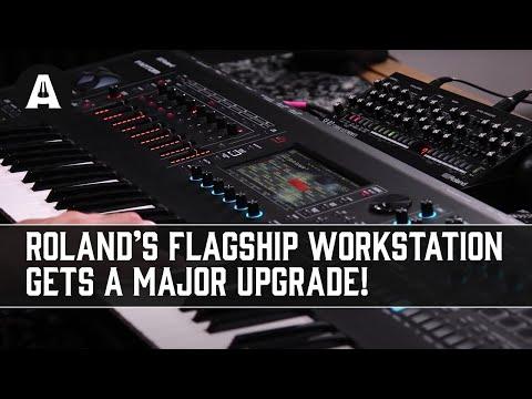 Roland FANTOM V2.0 - The Update We've All Been Waiting For!