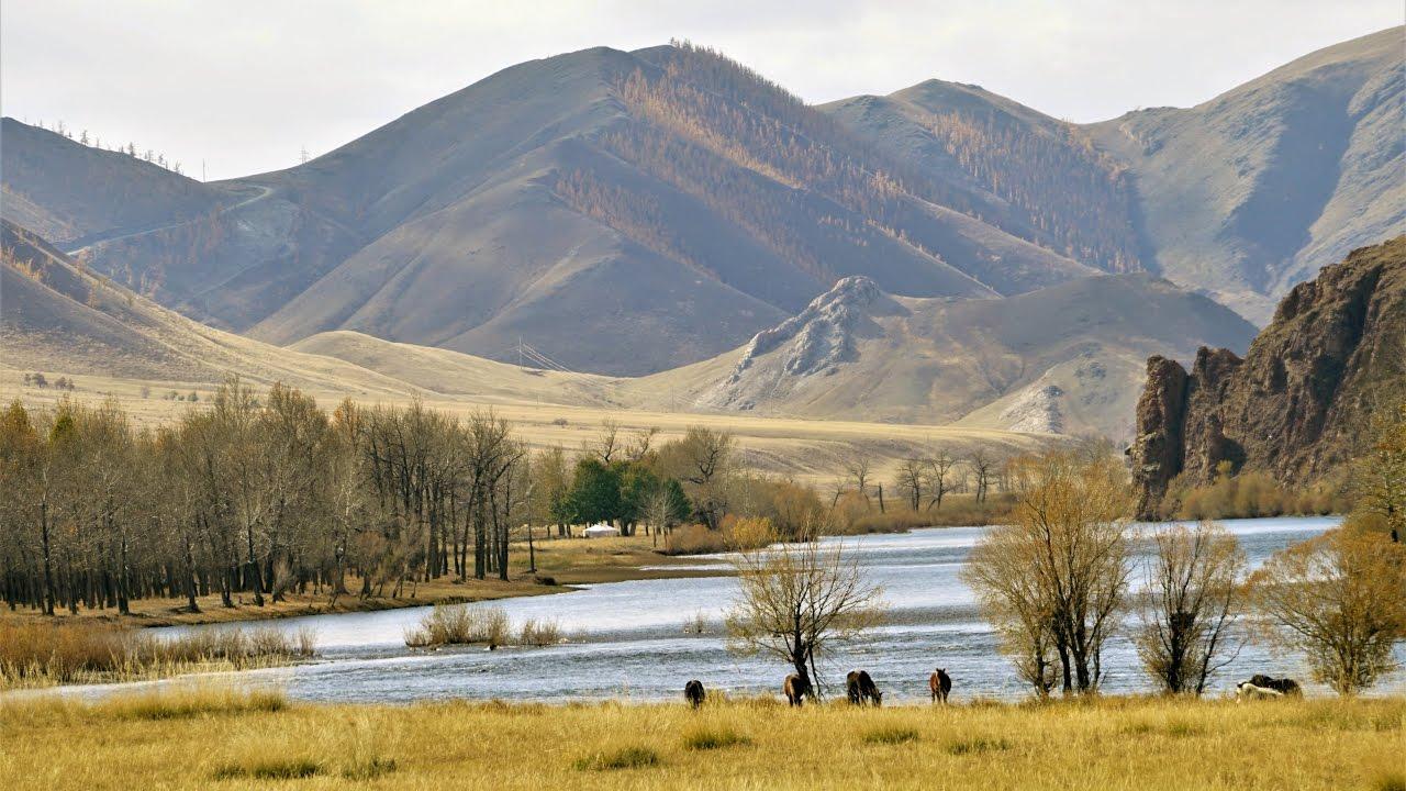 ШОКИРУЮЩАЯ МОНГОЛИЯ | Путешествие на машине на родину Чингисхана в Монголию | Рыбалка в Монголии