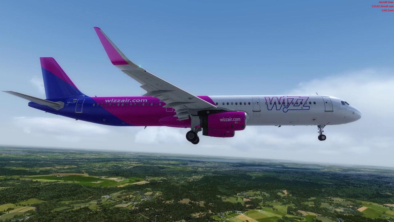 Wizz Air Turku Gdansk