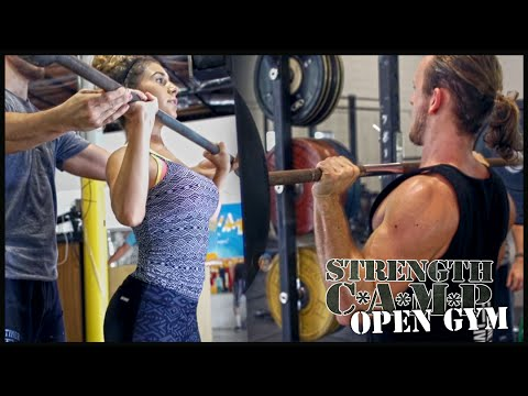 Overhead Pressing Mistakes [OPEN GYM]
