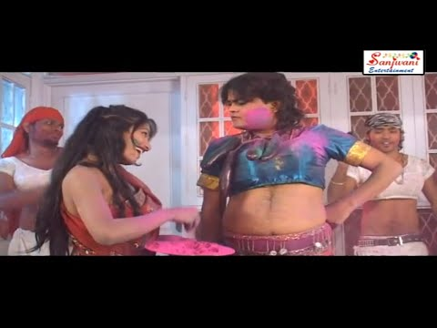 Guddu Rangila का सबसे हिट होली गाना ! Baiganma Re Tor Bin Kam Na Chali ! New Bhojpuri सुपरहिट Video