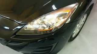 Bo'yash holda old bumper Ta'mirlash #1. Mazda 3 (1-Qism)