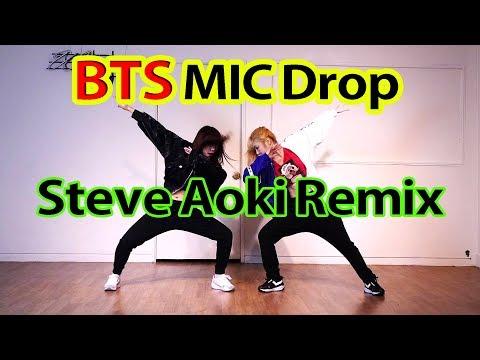 BTS 방탄소년단 MIC Drop feat.Desiigner (Steve Aoki Remix) WAVEYA