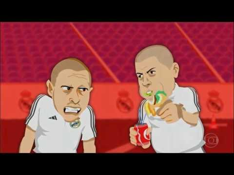 Historia curiosa sobre os Galaticos do Real Madrid