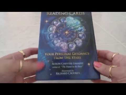 Traceyhd Review the ASTROLOGY READING CARDS