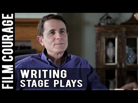 What Screenwriters Should Know About Writing Stage Plays by Gary Goldstein