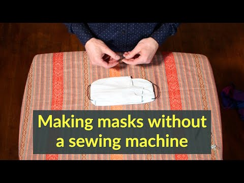 making-a-face-mask-without-a-sewing-machine