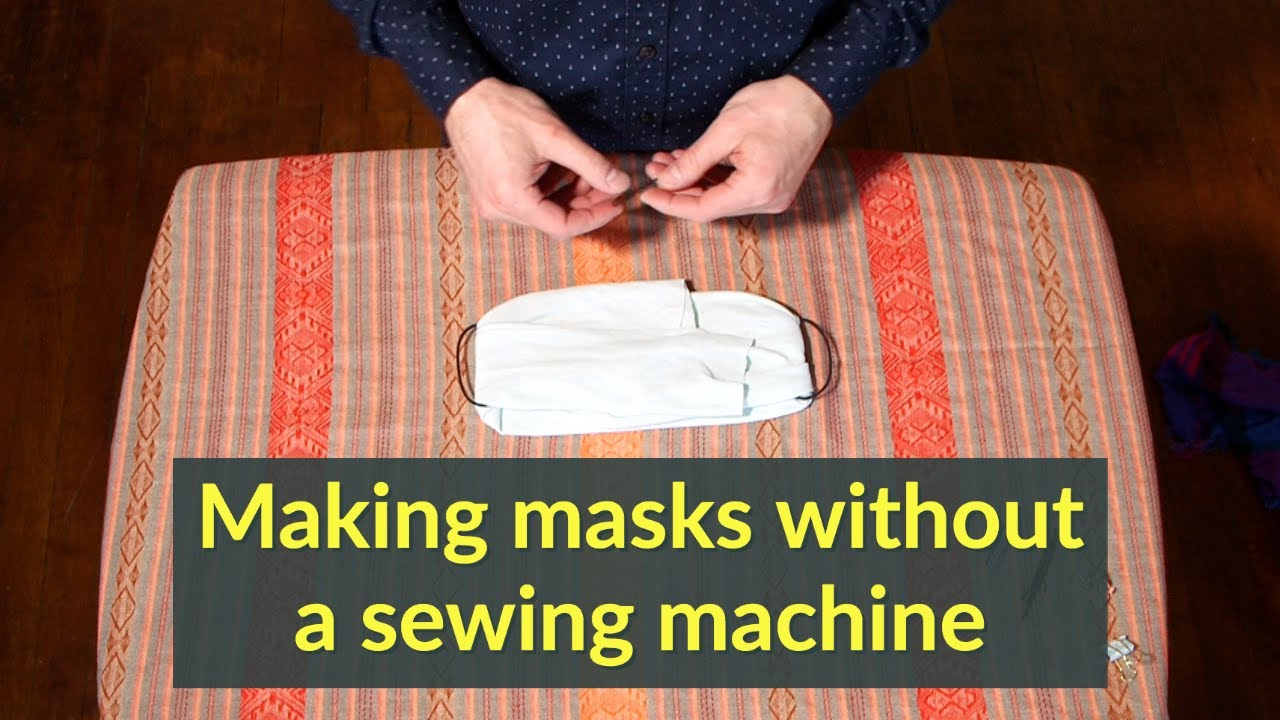 Can T Find Elastic To Make A Mask Here Are Some Other Options
