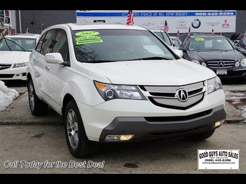 Acura MDX SH AWD Roselle New Jersey Dealer YouTube - Acura mdx dealers