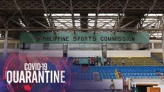 PICC, Rizal Stadium, World Trade converted to coronavirus centers in 10 days: DPWH | DZMM