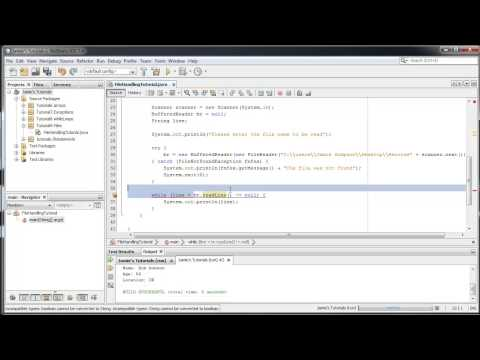 java-tutorial-9---reading-text-files-with-bufferedreader