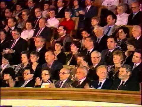 Unicef-Gala im Opernhaus Leipzig (1987, Winkler, May, König, Rupf u.v.a.)