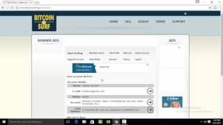bitcoinsurf   Scam   Earn Bitcoin Free   Scam Alert   WARNING!!! Do Not Surf