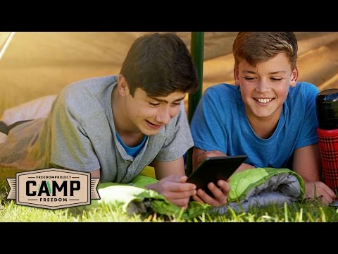 Camp Freedom Online | Register Today