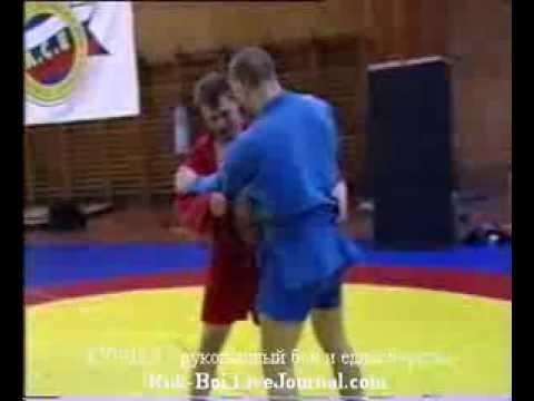 Самбо боевое - приемы (видео обучение онлайн) » Спортивные