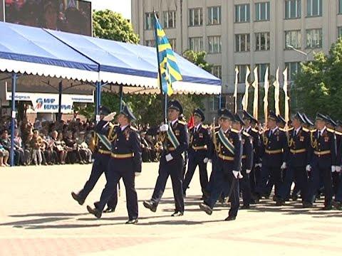 Парад на 9 Мая в Белгороде