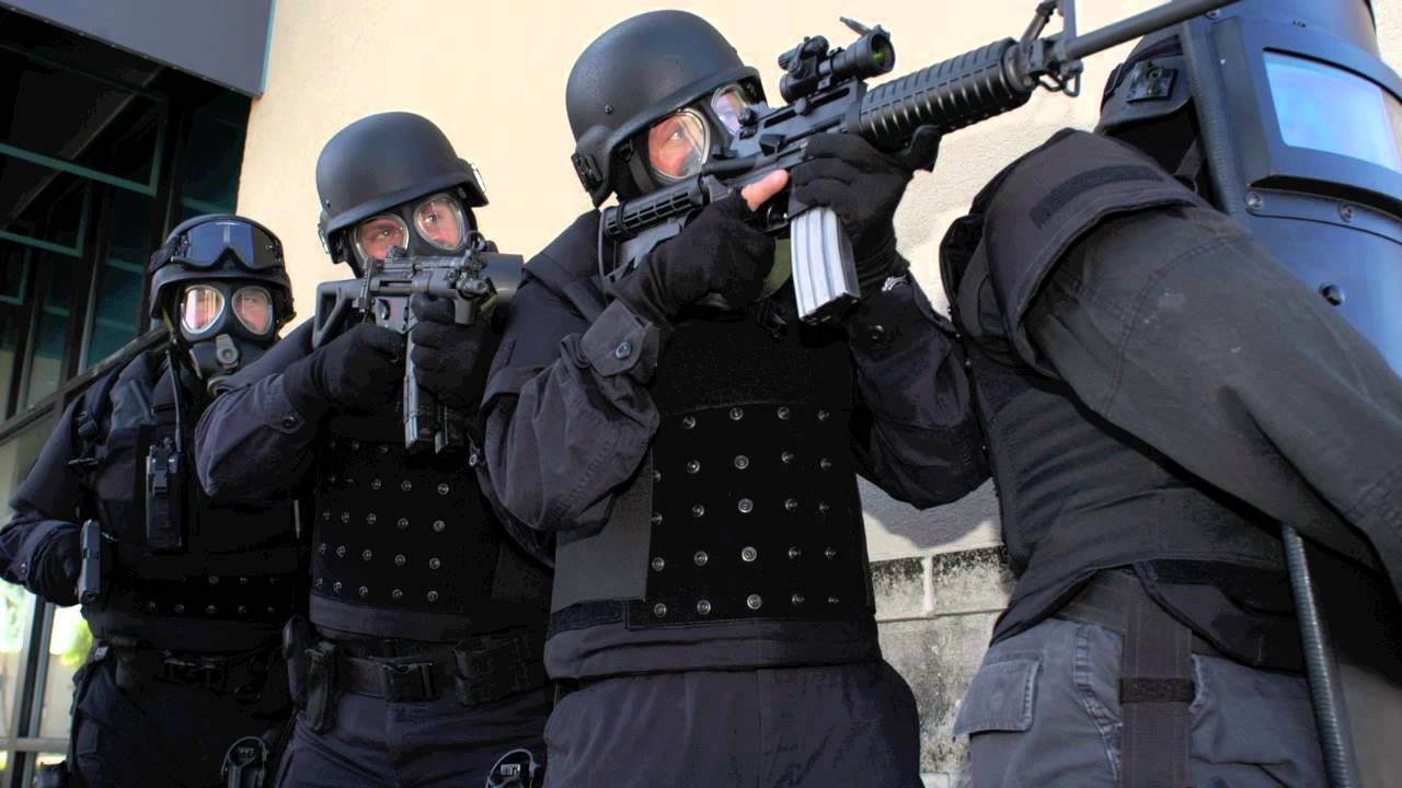 SWAT Special Weapons and Tactics - YouTube