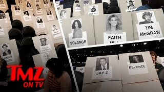 Grammy Seating Chart Drama!!   TMZ TV
