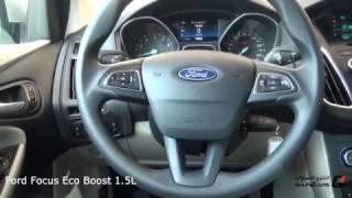 تجربة قيادة فورد فوكس موديل Ford focus test drive 2017
