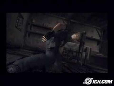 Resident Evil 4 Gamecube (Trailer)