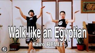 Walk like an Egyptian l kairo REMIX l Danceworkout