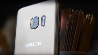 Samsung Galaxy S7 edge - лучший камерофон 2016