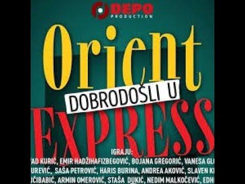 Dobrodošli U Orient Express 1 Epizoda