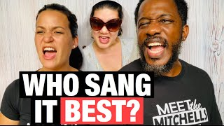 Who Sang It Best?
