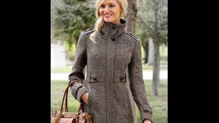 Пальто женское, обзор новых коллекций