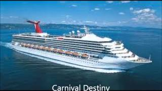Carnival Cruise Lines (All ships)