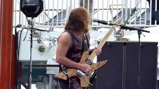 Loudness performing Heavy Chains on the Monster's of Rock cruise We...
