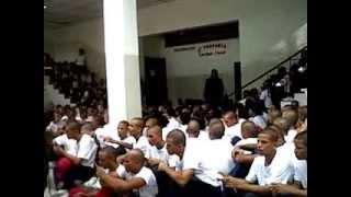 primer dia aspirantes a cadetes atmb
