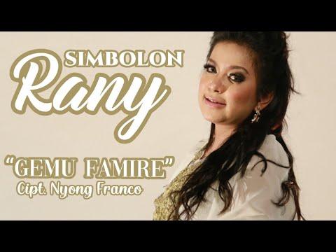 GEMU FAMIRE Maumere (dengan Lirik karaoke), Senam terbaik dengan wanita cantik#music