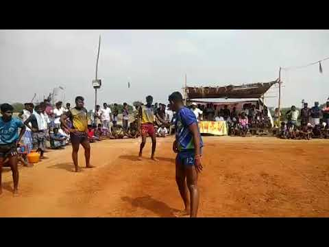 apr ariyaval to o.karisakulam kabaddi match