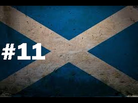 Medieval 2: Kingdoms: Britannia: Scotland #11 - The March South!