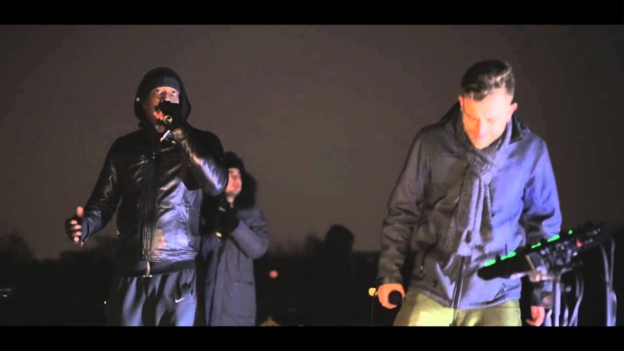 Dub FX • Street Show Berlin Nov. 2014 | feat. Talib Kweli - Andy V - NIKO IS - Luca D