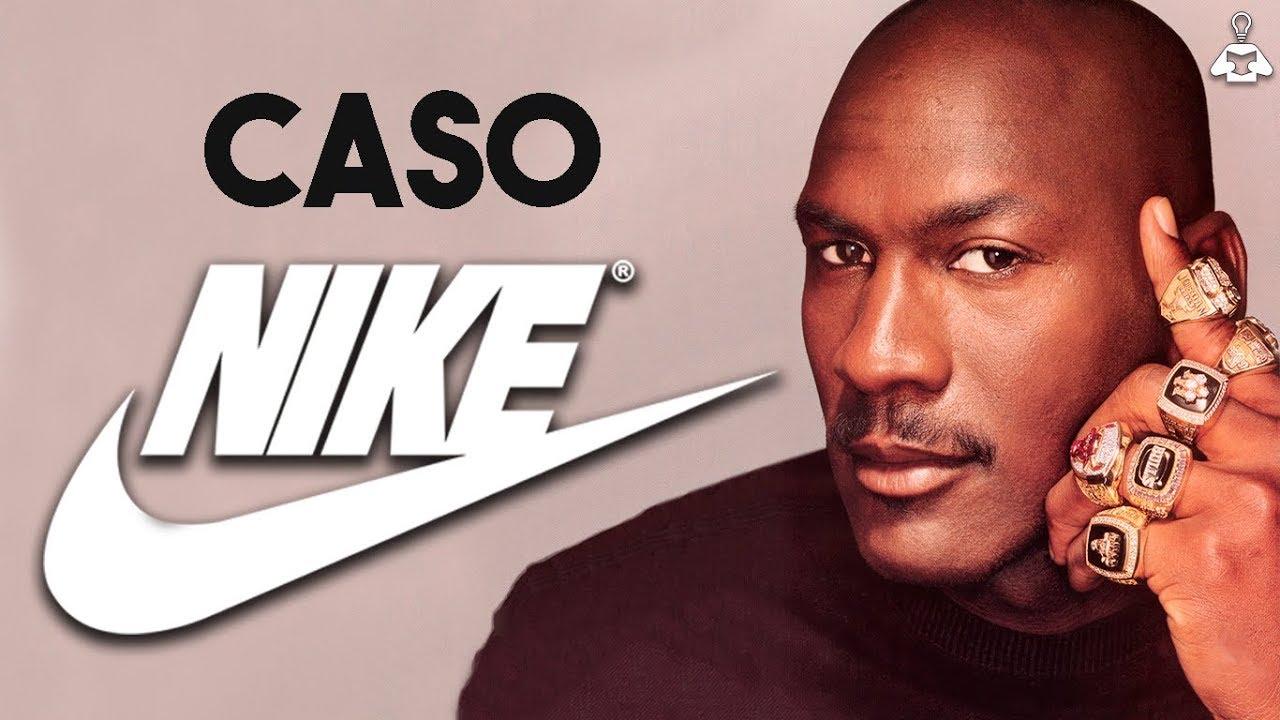 Especialidad Tranvía ponerse nervioso  👟 ¿Conoces las claves del éxito de Nike? | Caso Nike - YouTube