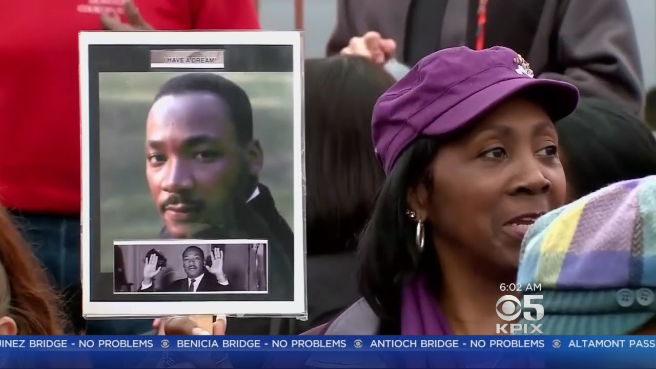 How to celebrate Martin Luther King Jr. Day safely in the Bay Area