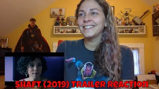 SHAFT (2019) Official Trailer REACTION And REVIEW!