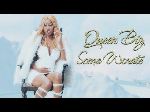 Смотреть клип Queen Biz - Soma Woraté