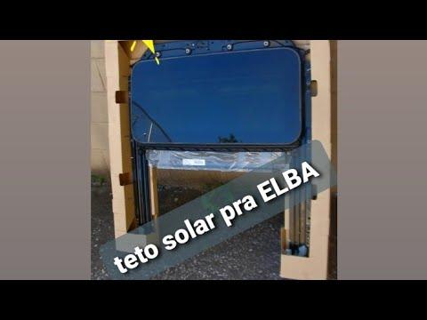 🤔Fiat Elba Com Teto Solar ? O Que Acham ...?