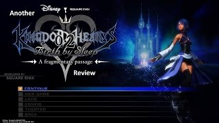 Another Kingdom Hearts 0 2 Birth by Sleep Review