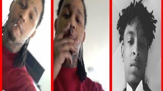 Fredo Santana WARNS 21 Savage To COME TO CHICAGO LIKE HIM Without SECURITY!!!