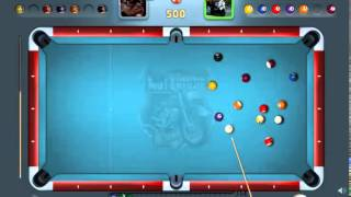 Partie billard Pool Live Pro facebook