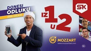 Iz Keca u Dvojku powered by Mozzart   Nedeljni vodič za pametno klađenje i dobre tikete   Sport Klub