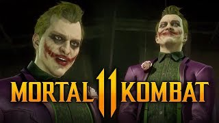 Mortal Kombat 11 - Official Joker Teaser Trailer! (FIRST IN-GAME LOOK!)