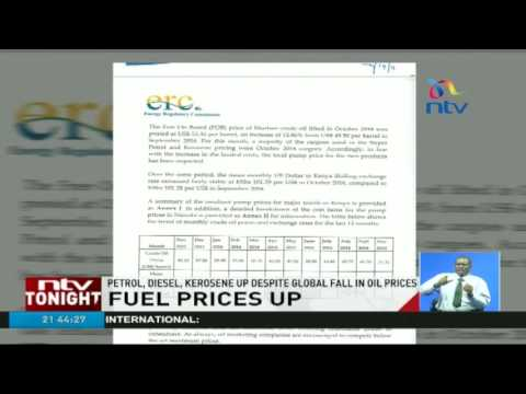 Fuel prices rise significantly despite global fall in oil prices