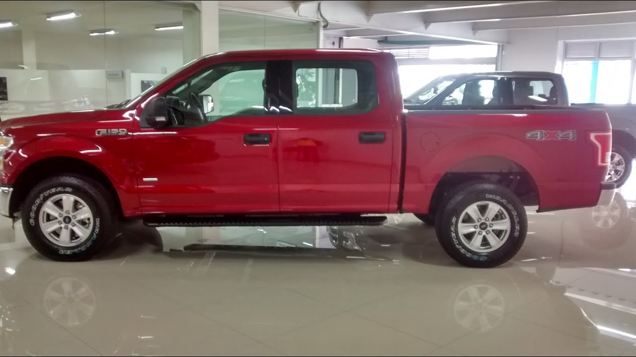 Ford F-150 XLT DobleCabina Galeria con Interiores y Detalles - YouTube