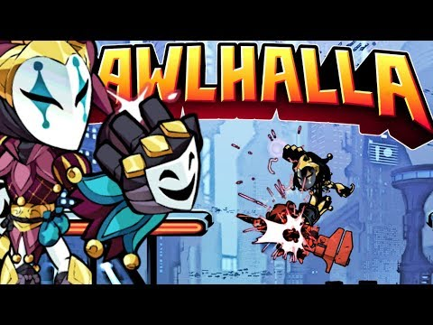 HARLEQUIN CASPIAN'S GRAND FINALE | Road to Diamond (Top 250) #7 - Brawlhalla Ranked 1v1