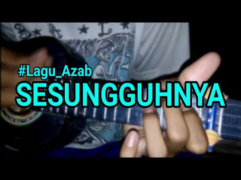 SESUNGGUHNYA - UNGU Cover Kentrung Senar 4 By @Iqbalzauhari